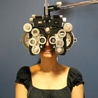 eye exam monica